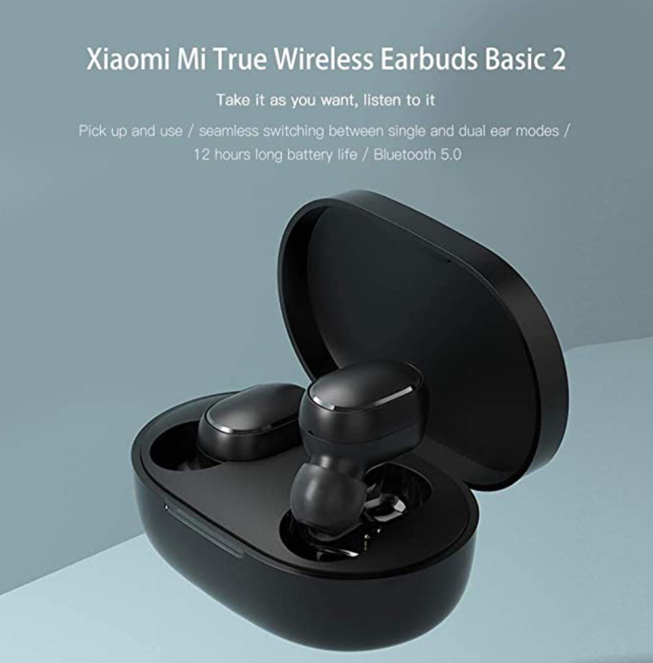 Xiaomi Mi True Wireless Earbuds Basic 2,Airdots 2