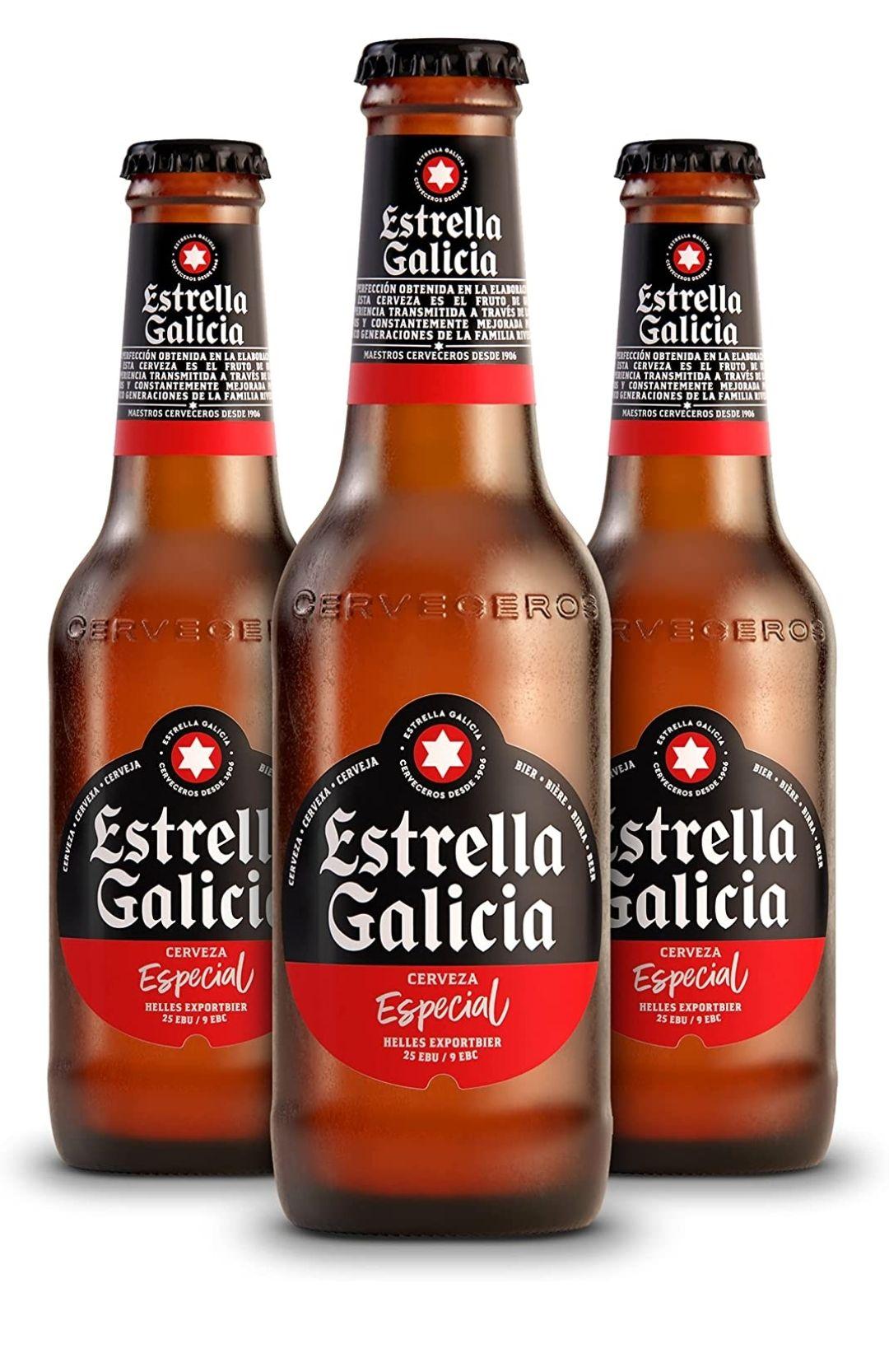 Botellines Estrella Galicia