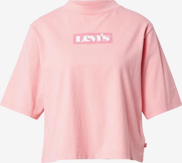 Camiseta LEVI'S en Rosa