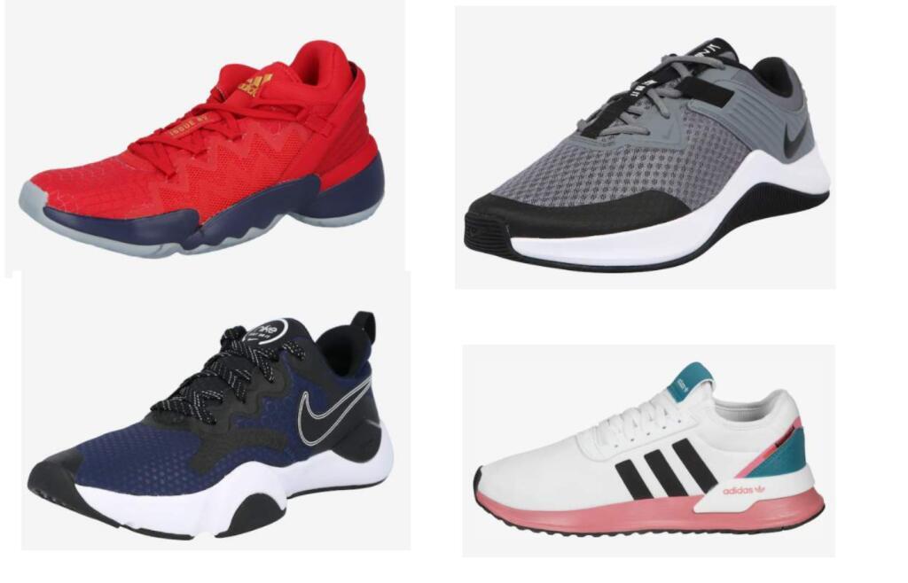 45 CHOLLO ZAPAS (Adidas, Nike, Puma, Vans.....) en About You