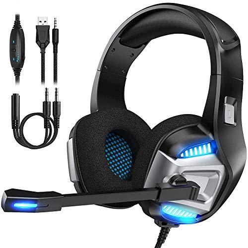 auriculares gaming multiplataforma , microfono cancelacion de ruido