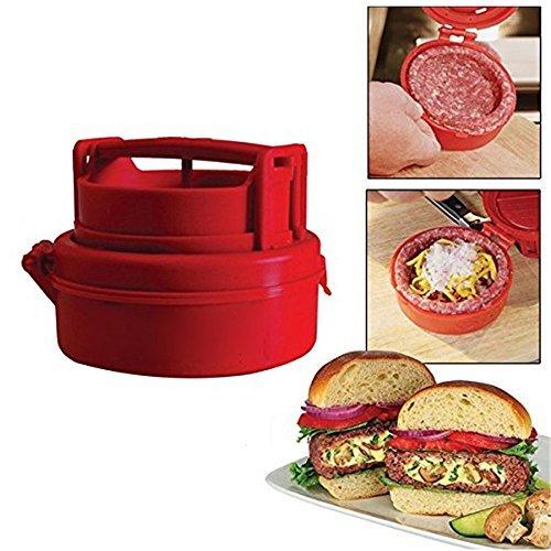Hacedor de hamburguesas preñadas
