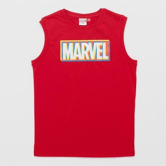 Varias camisetas de Marvel para niños, 2 por 5.19