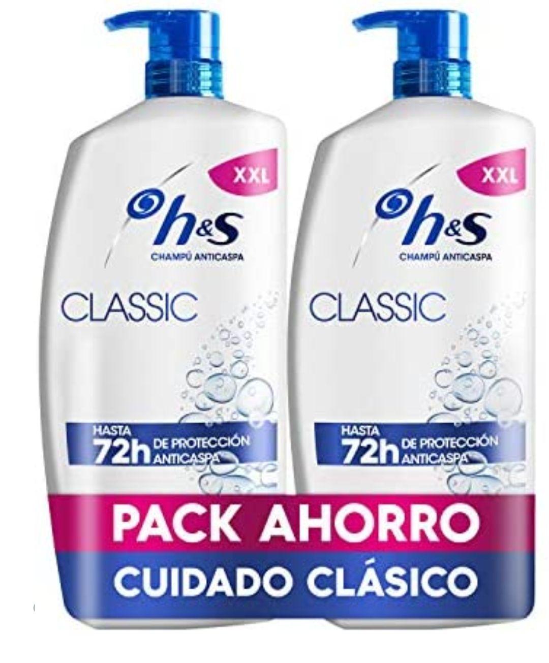 H&S Champú anticaspa