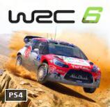 Juego PS4 WRC 6 FIA World Rally Championship