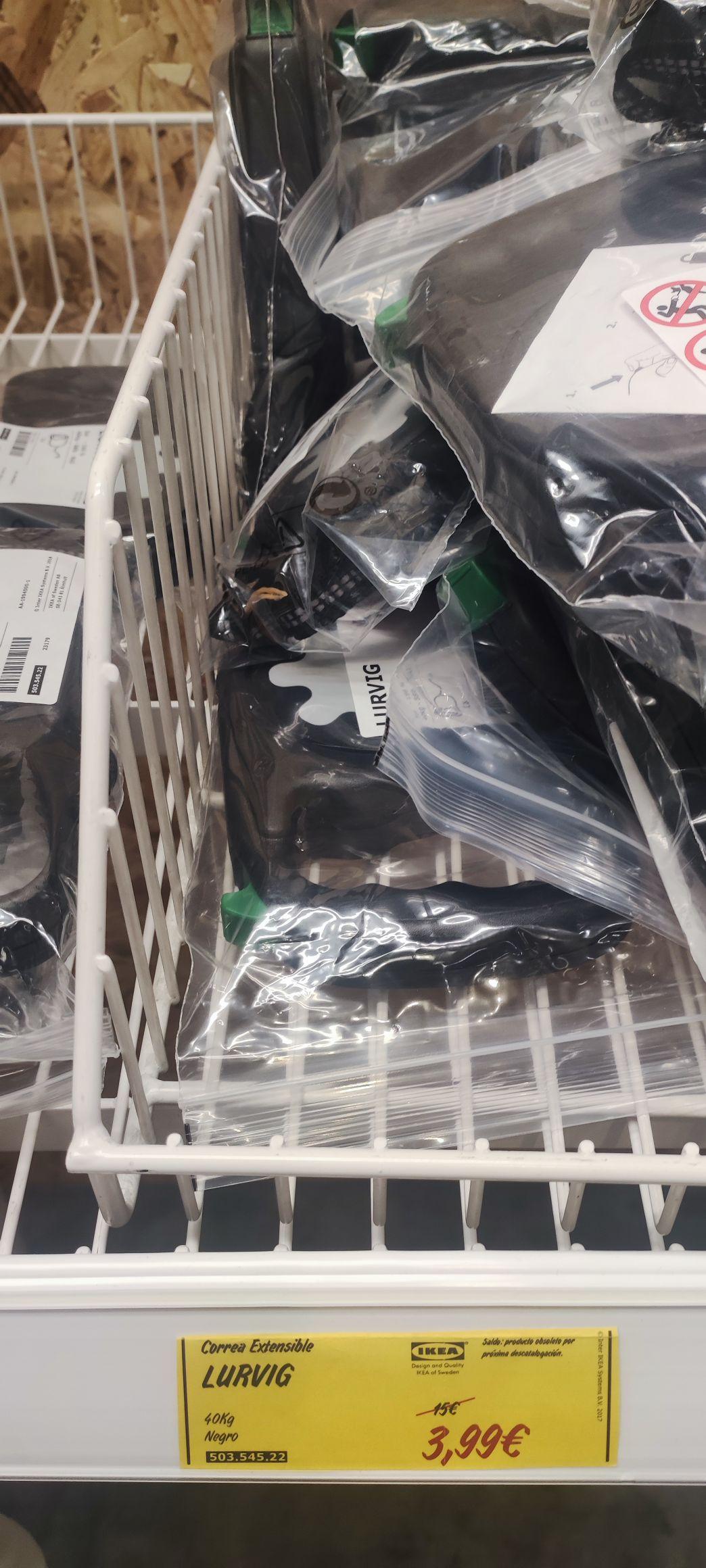 Correa Extensible Lurvig para Perro IKEA San Sebastián de los Reyes