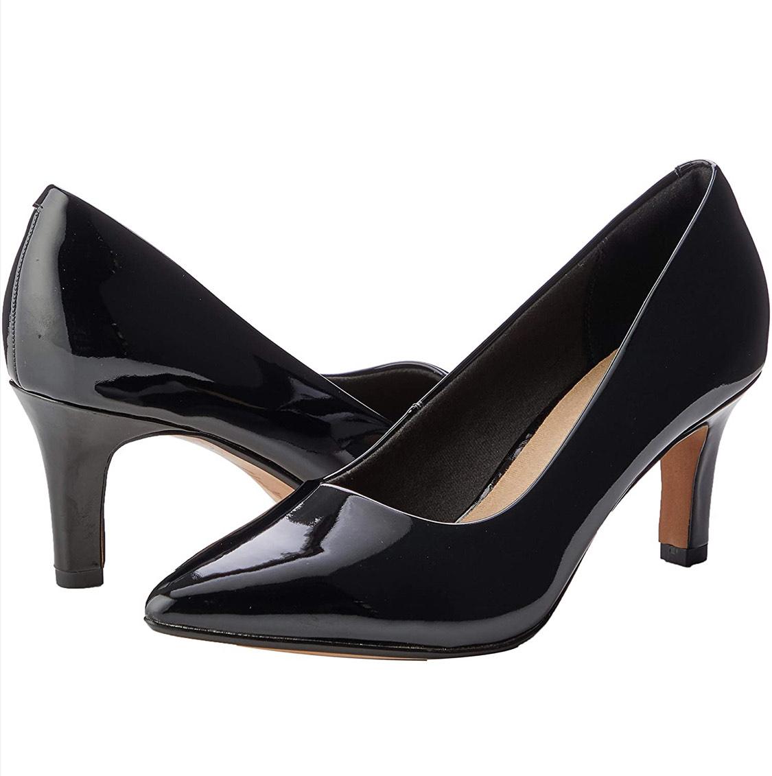 Zapatos de tacón Clars talla 41 (36 a 14,82€)
