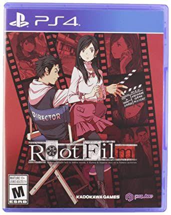 Root Film para ps4