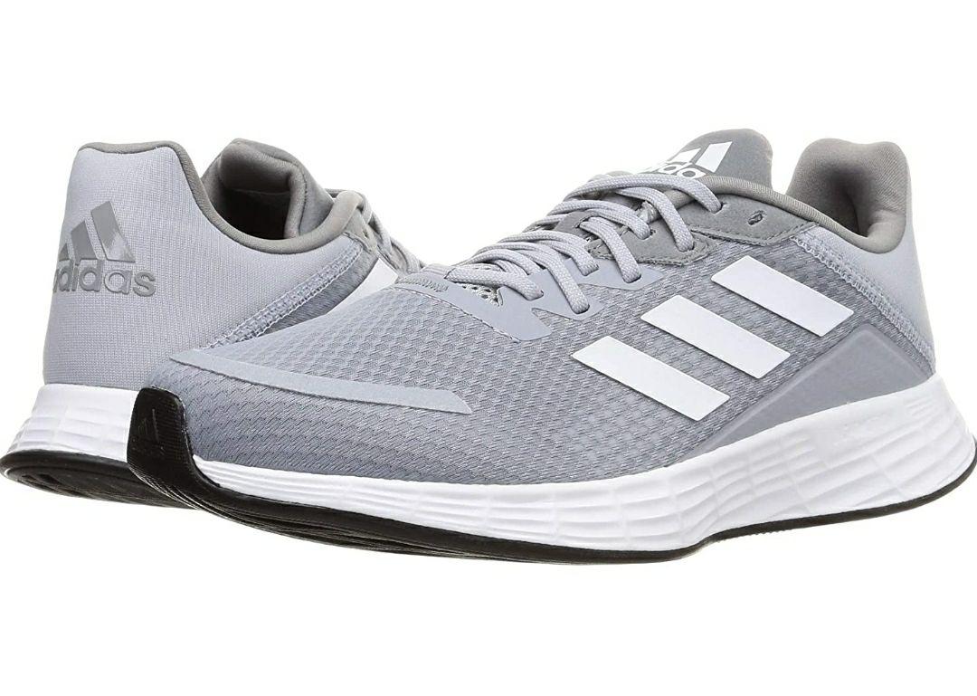 Zapatillas hombre Adidas Duramo gris [descuento al tramitar]