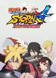 Naruto Storm 4 Road to Boruto PC
