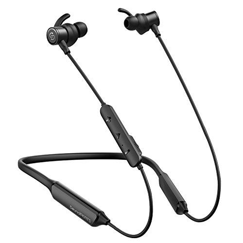 Auriculares bluetooth SoundPeats con contorno de cuello