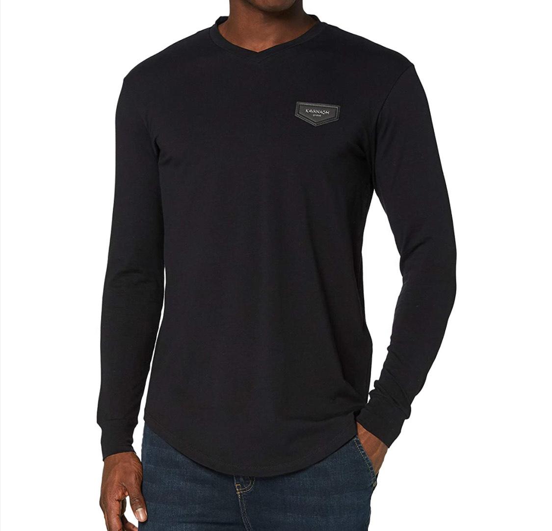 Camiseta Gianni Kavanagh hombre talla M.