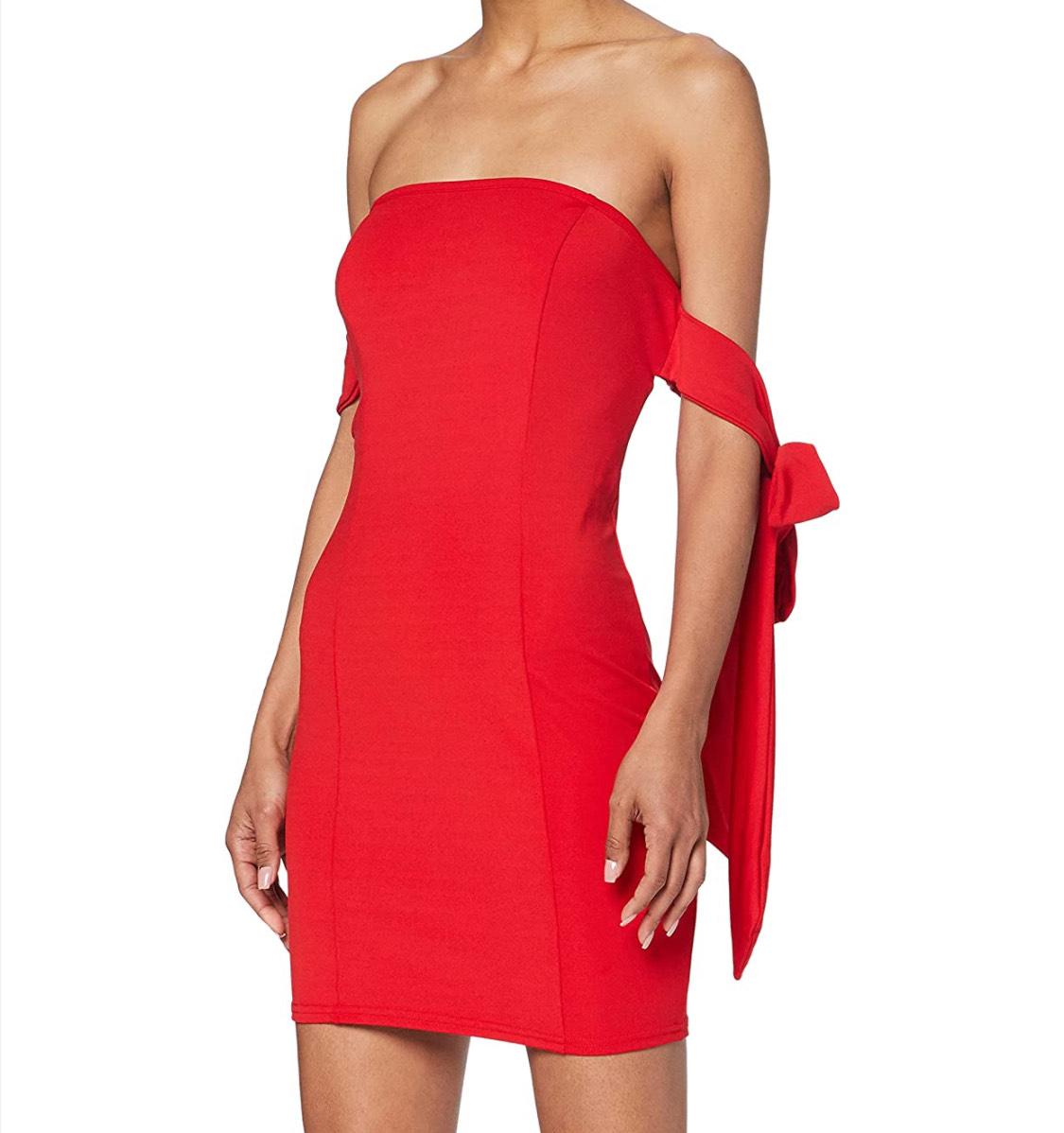 Vestido corto lazadas Neon Coco talla S (M a 5,65€)
