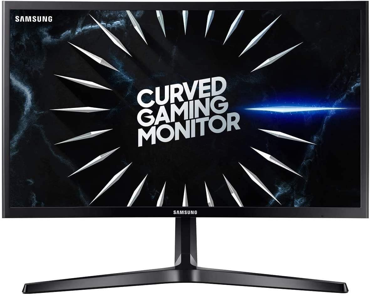 "Monitor curvo Samsung 24"" FHD VA 144Hz 4ms"