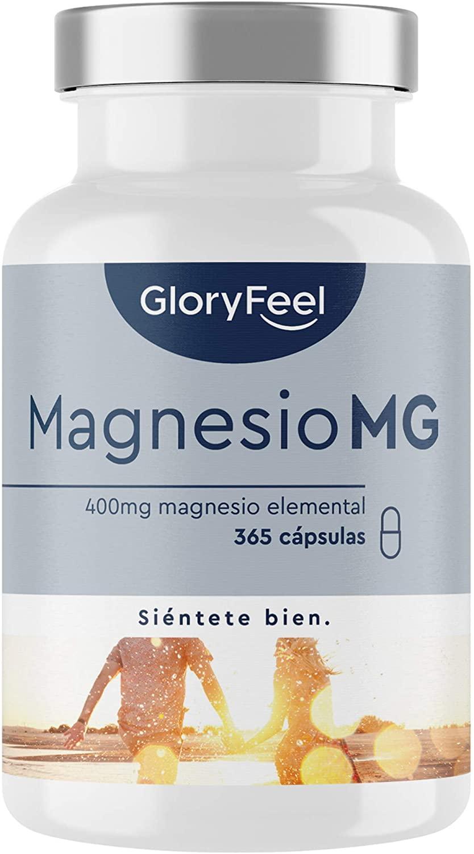 Magnesio Biloba 365 Tabletas