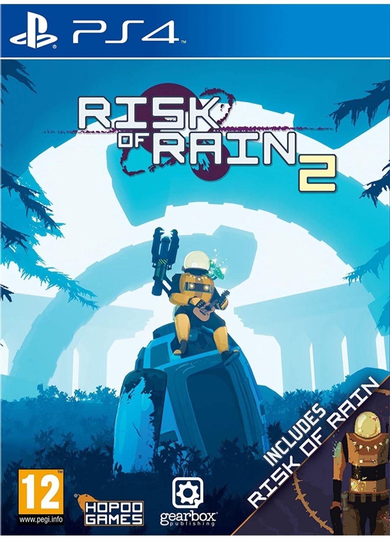 Risk of Rain 1 + 2 (PS4)