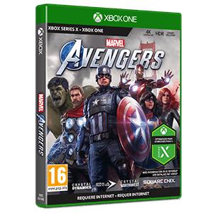 Marvel's Avengers XBOX por 22,99€