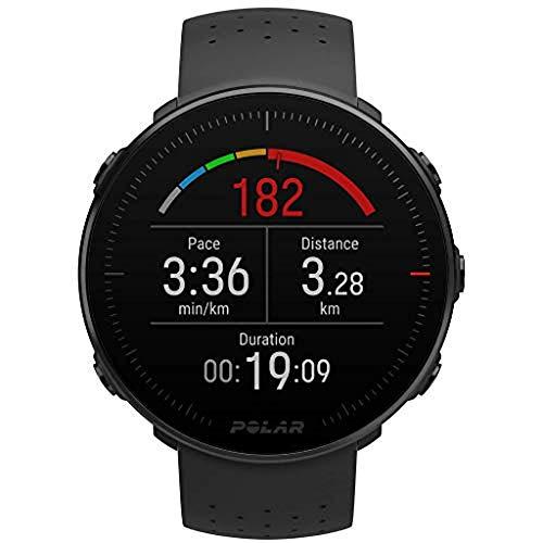 Polar Vantage M -Reloj con GPS y Frecuencia Cardíaca - Multideporte y programas de running