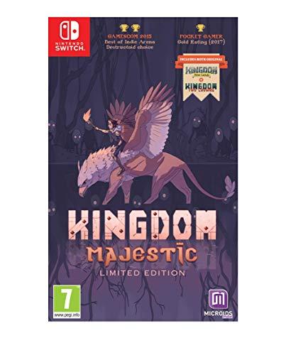 Kingdom Majestic - Limited Edition (físico) [Nintendo Switch]