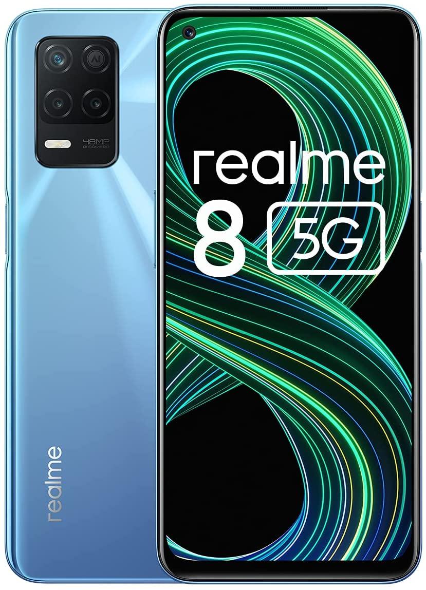 Realme 8 5G pantalla 90Hz solo 159€