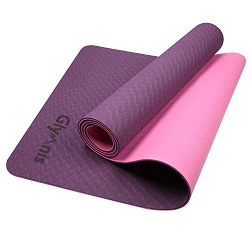 Esterilla de yoga 183mm x 61mm x 6mm
