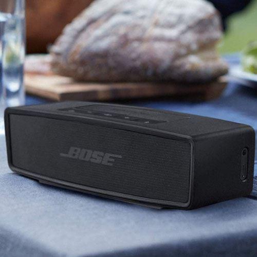 Altavoz Bluetooth Bose SoundLink Mini II edición especial Negro