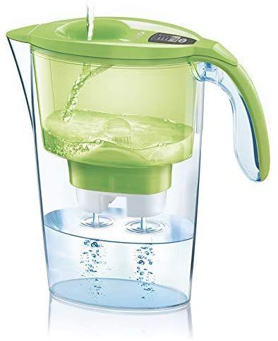 Jarra para filtrar el agua del grifo y mejorar su sabor