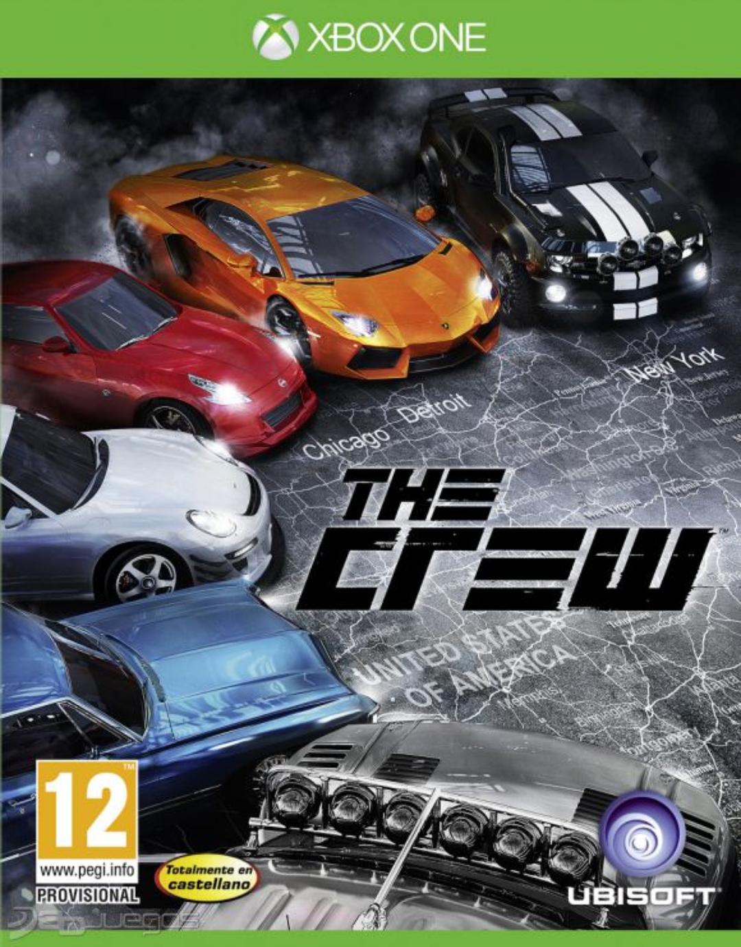 The Crew para Xbox one por solo 3,89€ | CdKeys |