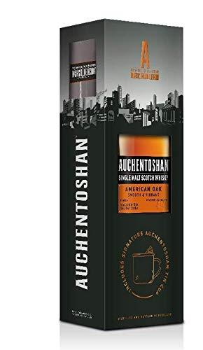Whisky Auchentoshan American Oak 700ml + Taza