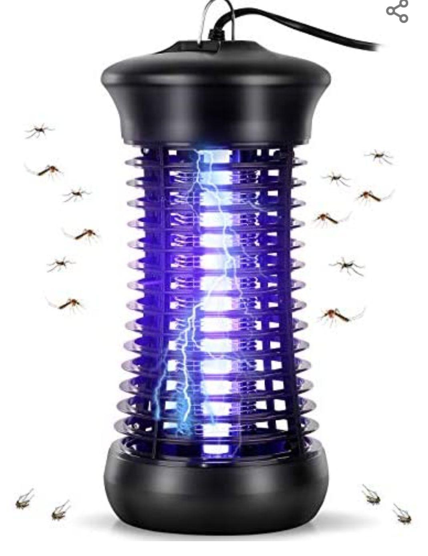 Lampara Anti-Mosquitos