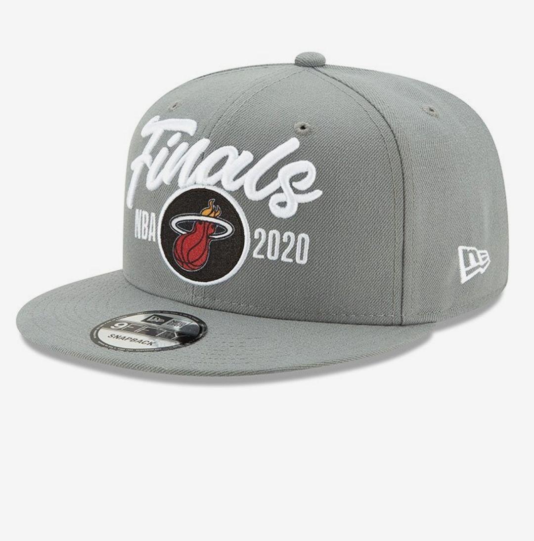 Gorra New Era NBA Miami Heat 2020