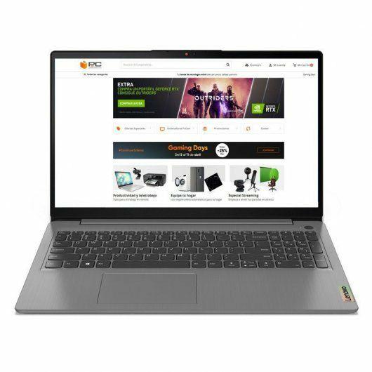 Portátil Lenovo - I7 1165G7 - 16Gb RAM - 512Gb SSD