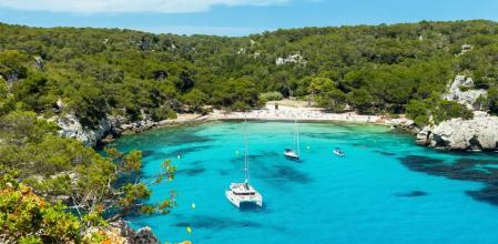 Vuelo directo (ida y vuelta) A Coruña - Menorca del 27 de sept al 4 de oct