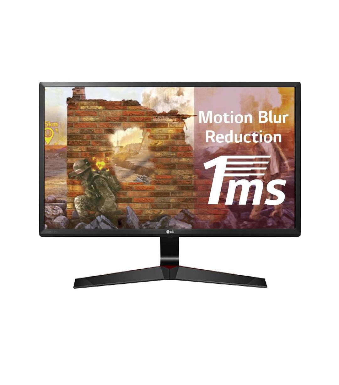 """Monitor 27""""  LG con Freesync y 75hz Minimo historico"""