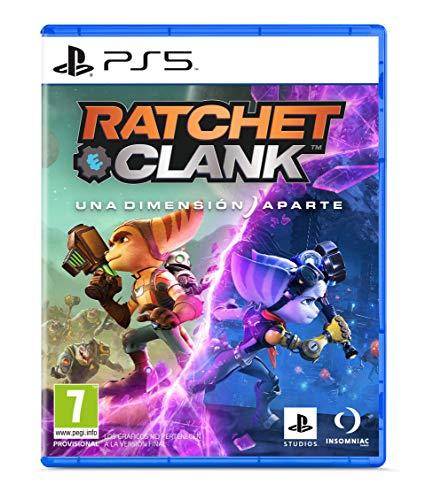 Ratchet and Clank PS5 casi a mínimo histórico, desde 60,31€