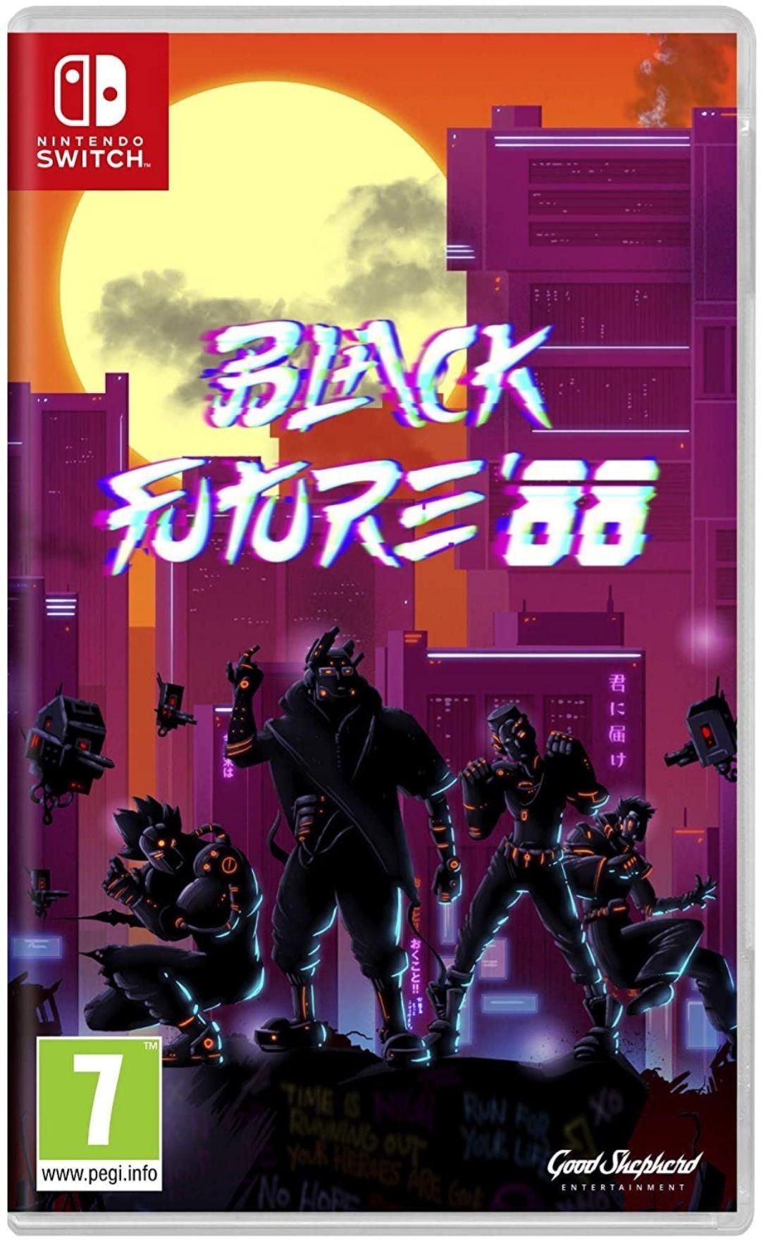 Black Future 88 (Switch)