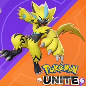 GRATIS :: Unite license de Zeraora (Pokémon UNITE, Switch y Movil, iniciar sesión antes del 31 de agosto)