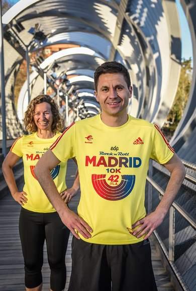 PACK 3 Camisetas adidas Madrid (Maratón, Media y 10k)