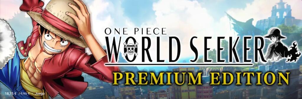 One Piece World Seeker Premium Edition (Stadia)