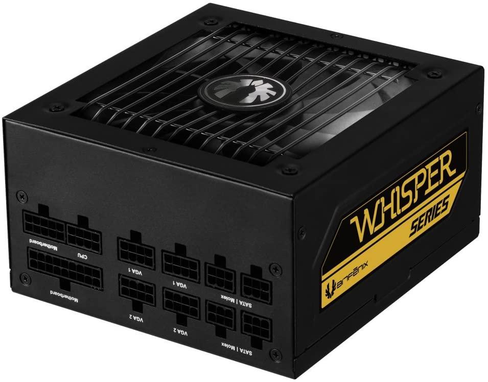 BitFenix Whisper Fuente de Alimentación 550W 80+ Gold Modular