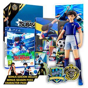 [PS4] Captain Tsubasa: Rise of new Champions (Ed. Coleccionista)