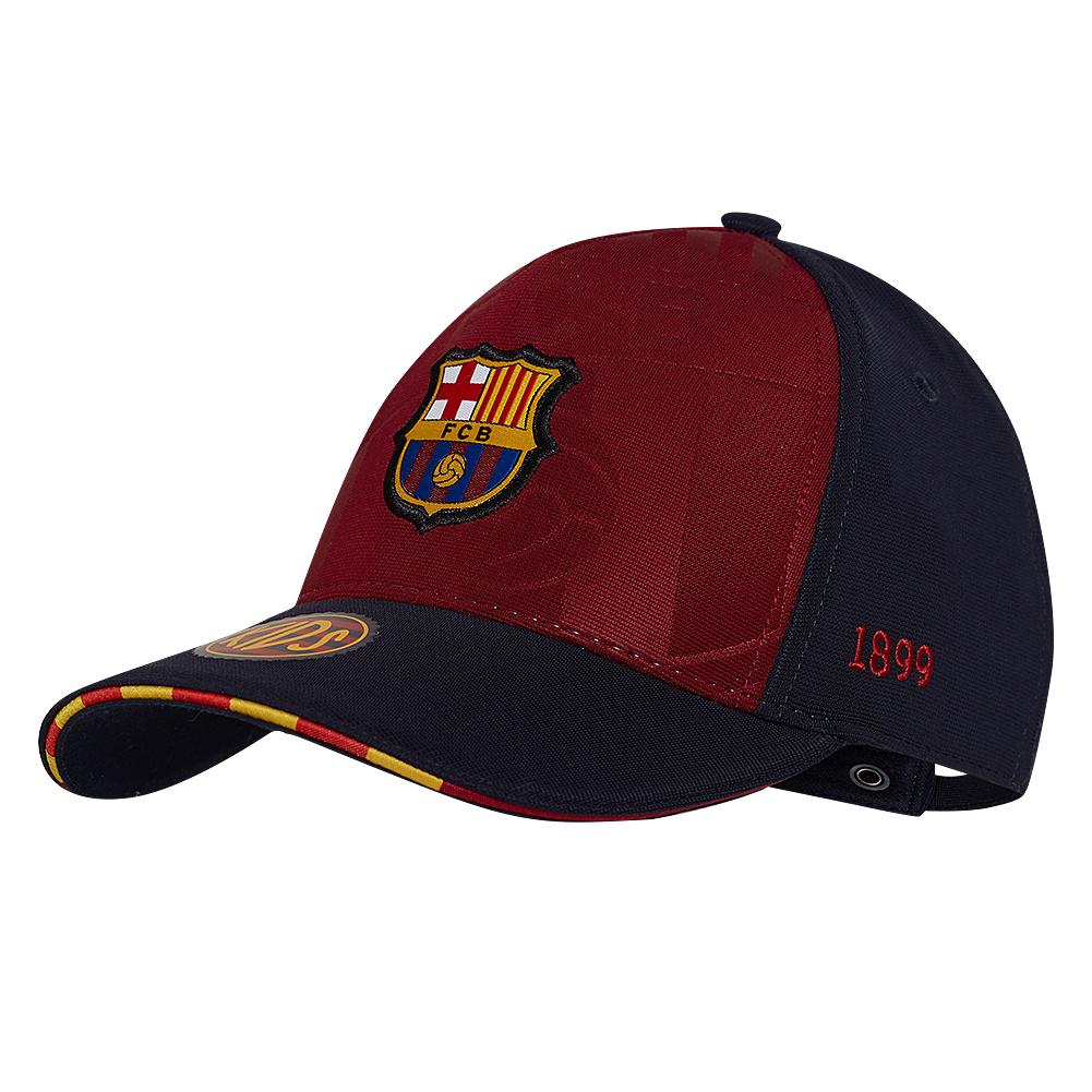 gorra para niño FC Barcelona