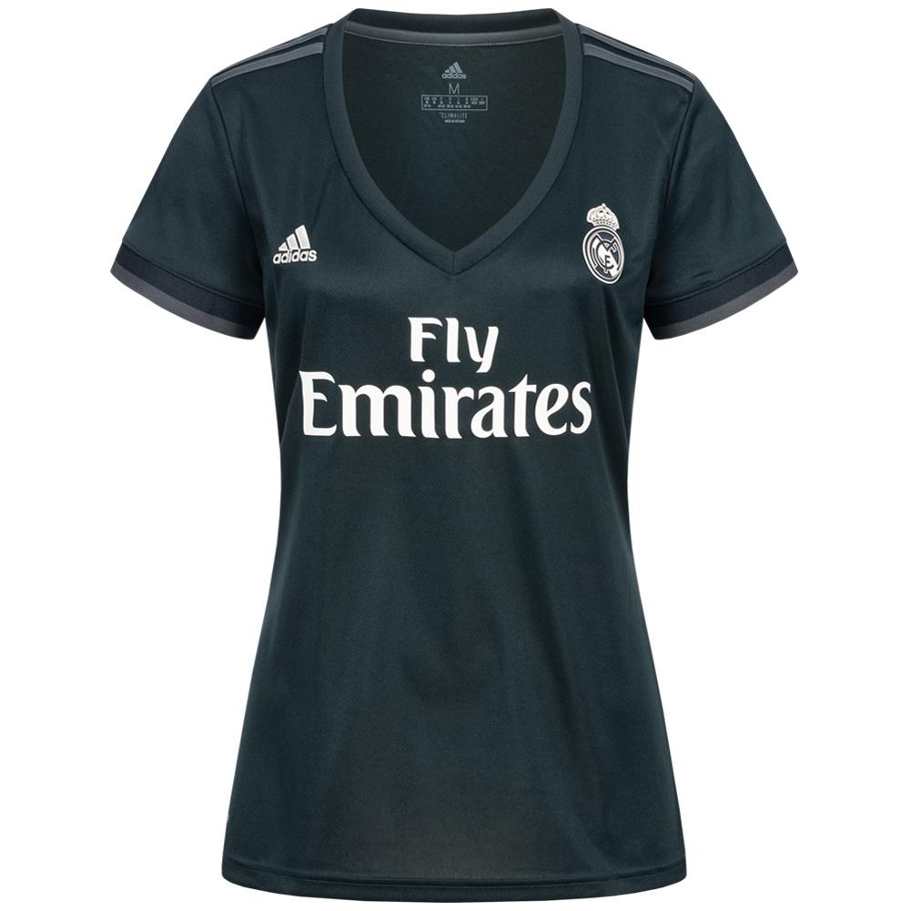 TALLAS XXS a XL - Camiseta 2ª Equipación para Mujer Adidas Real Madrid CF