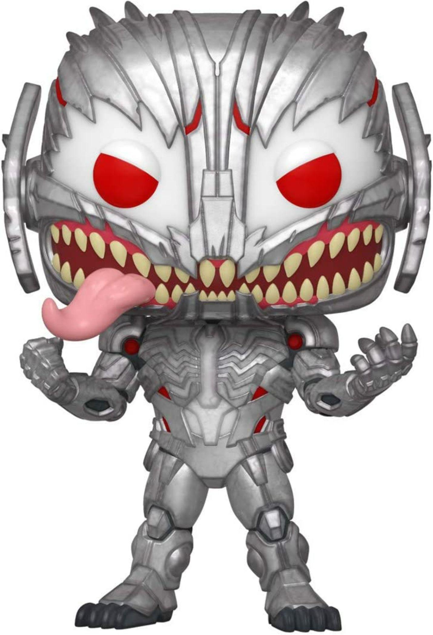 Funko - Pop! Marvel: Marvel Venom S3 - Ultron