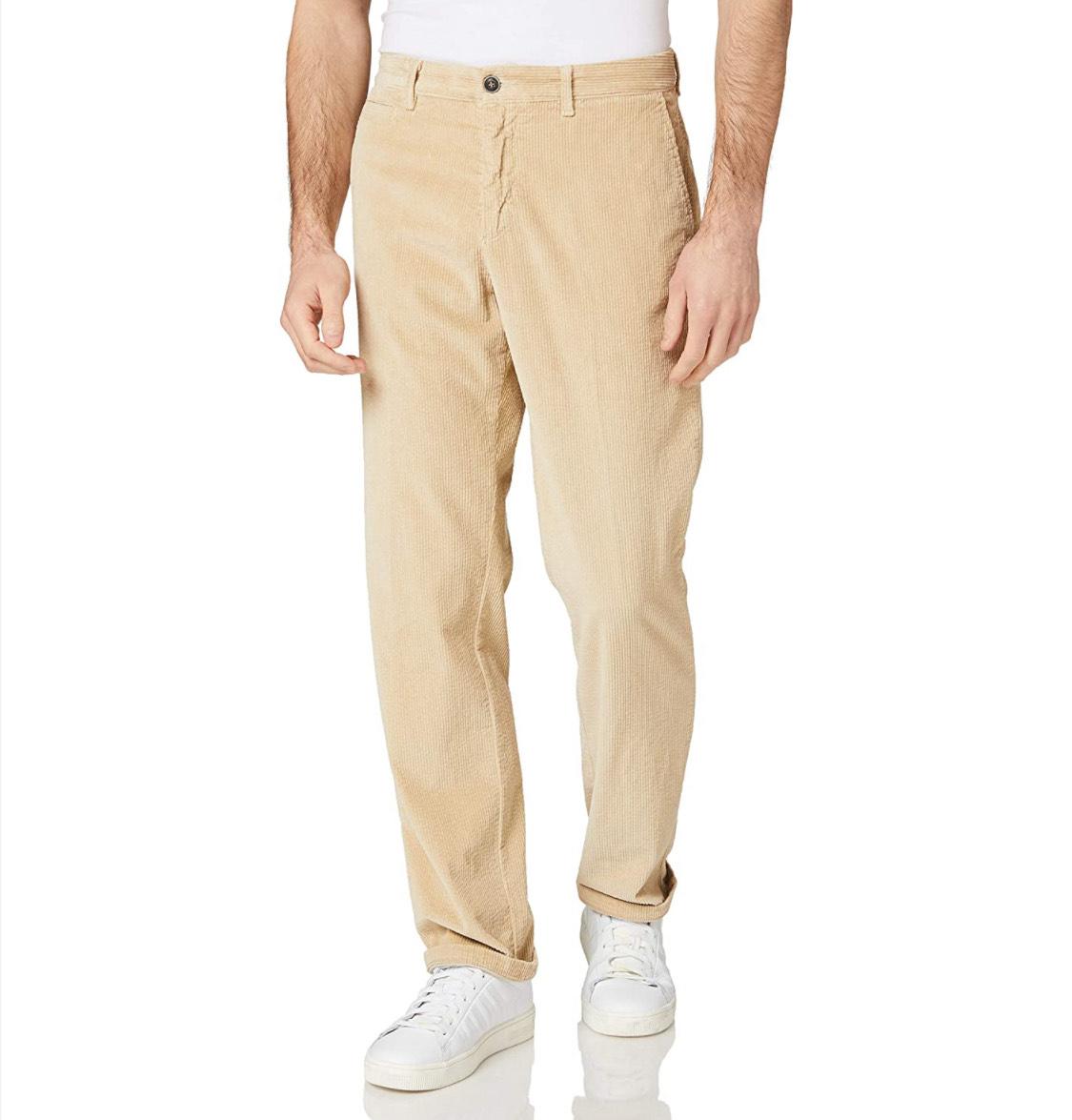 Pantalón pana United Colors of Benetton hombre talla 42 (44 a 9,93€.)