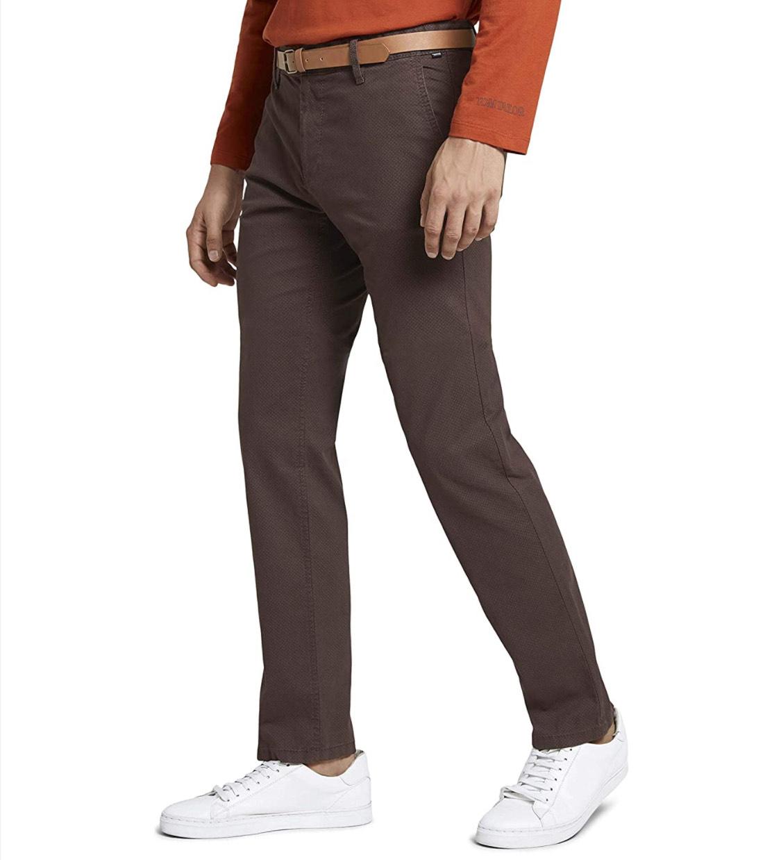 Pantalón tipo chino Tom Tailor talla 31W/32L (40 largo normal)