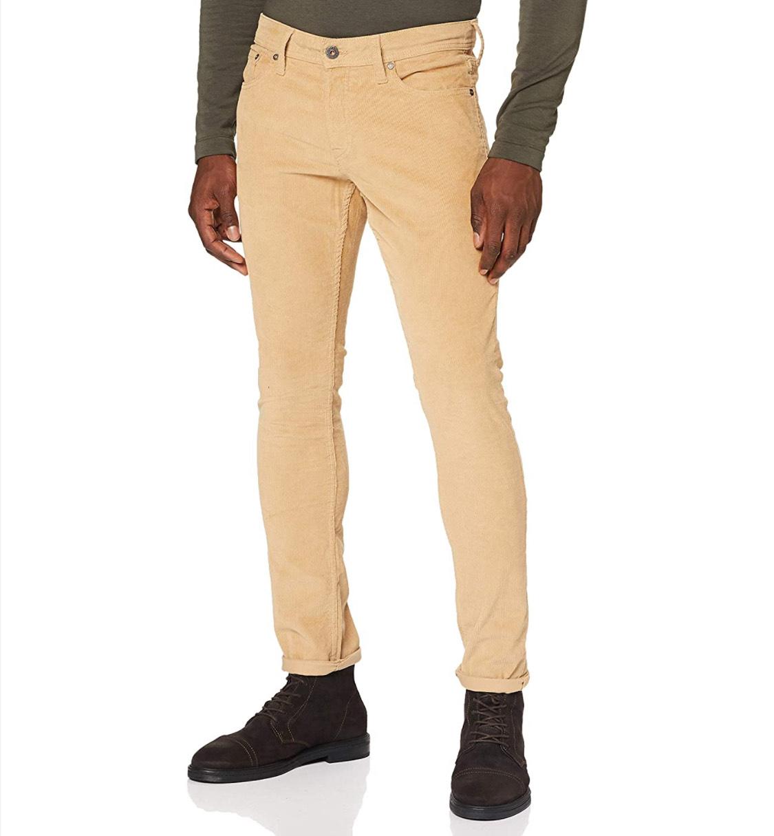 Pantalón pana Jack & Jones hombre talla 29W/34L (40 largo)