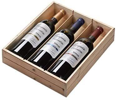 Marqués de Carrión - Estuche de 3 Botellas de Vino con D.O. Rioja - Reserva, Crianza y Vendimia Seleccionada