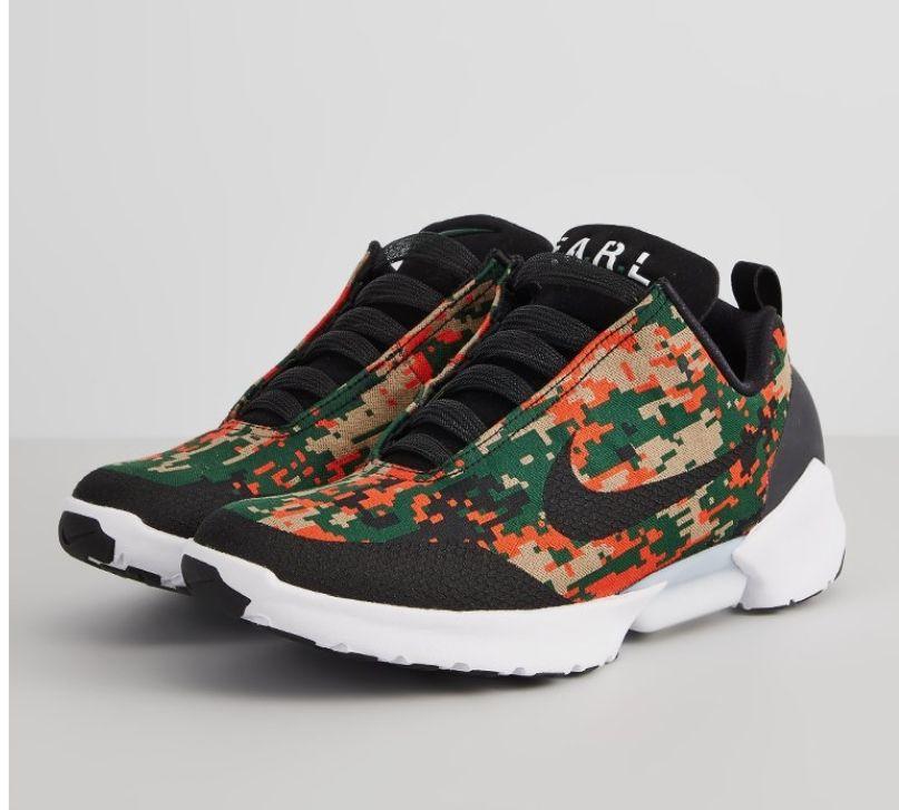 Nike HYPER ADAPT 1.0 EURO. Las zapatillas inteligentes que se cargan, y se ajustan solas de Nike. Tallas 38 a 47