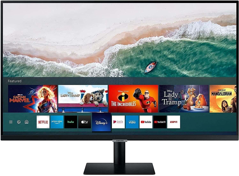 Monitor Samsung M5 Smart 27 199€